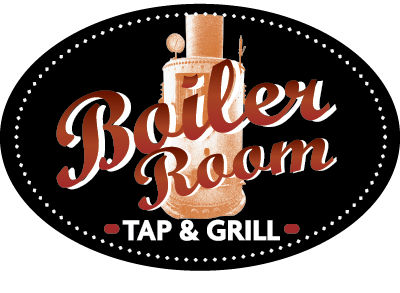 Boiler Room Tap and Grill Logo
