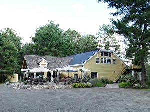 The Boiler Room restaurant in Dwight, Ontario